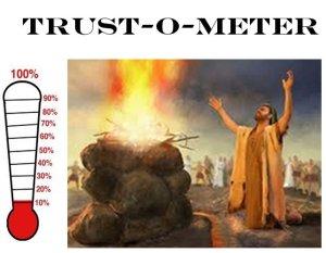 Trust-o-Meter