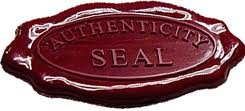 Authenticity seal